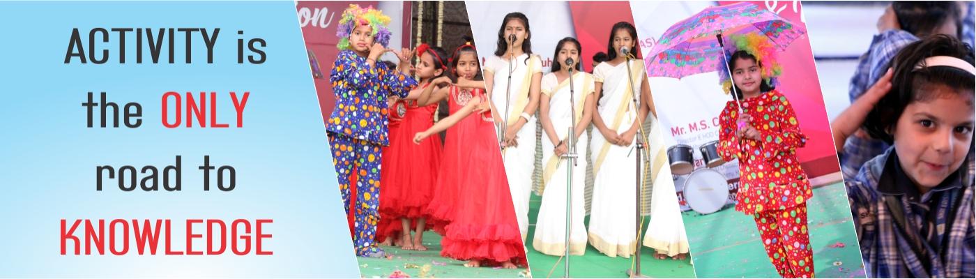 Shri Krishna School Mahendergarh