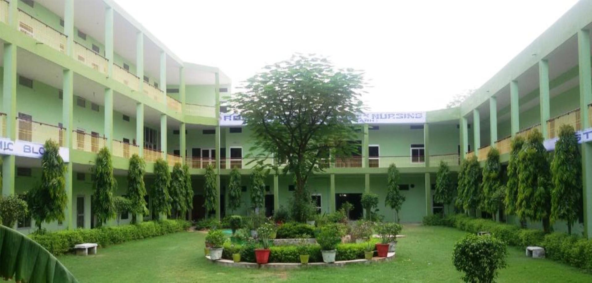 RDR Nursing College