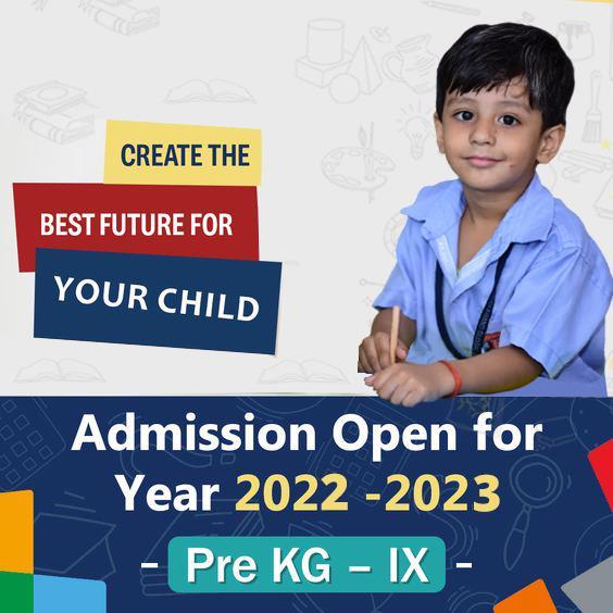 Xion International Convent School Admission Open 2022-23