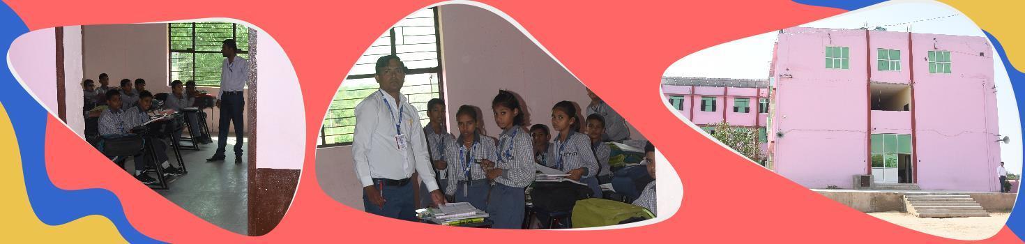 Galaxy Sr. Sec. School, Bawania