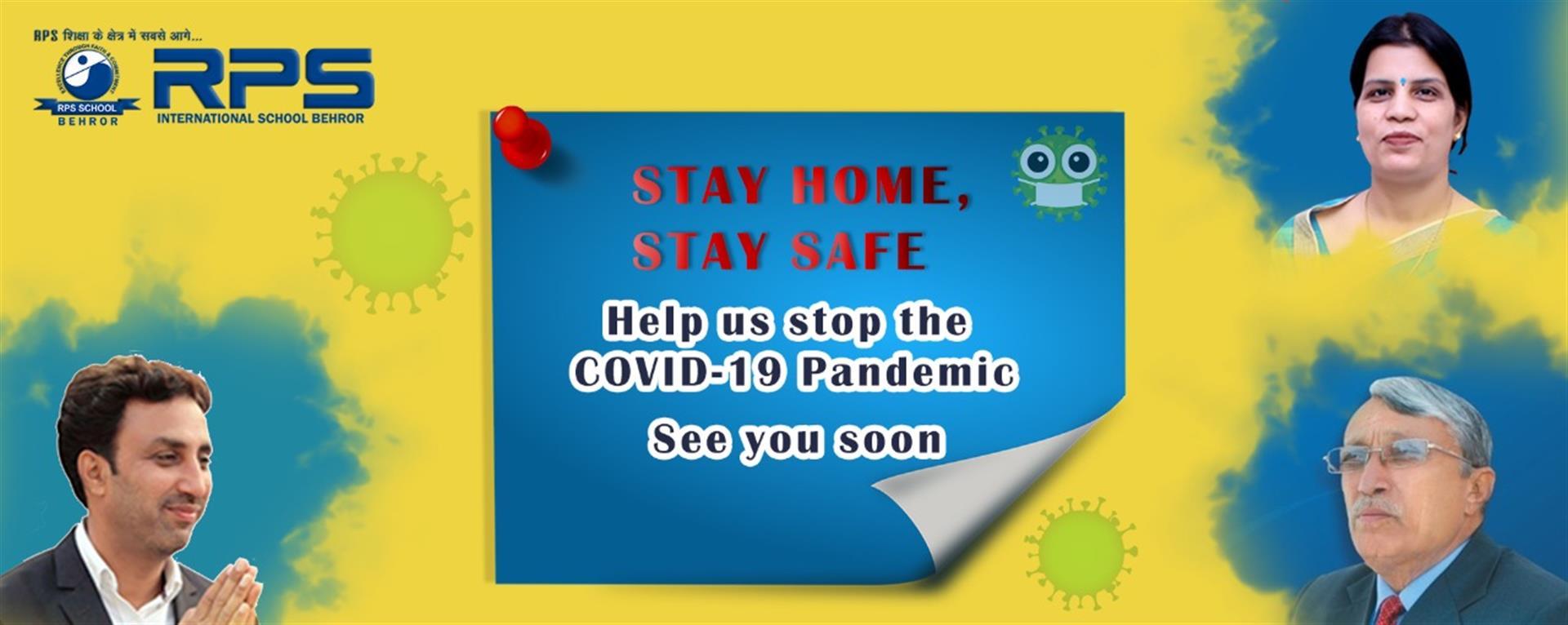 COVID-19 Message BOD