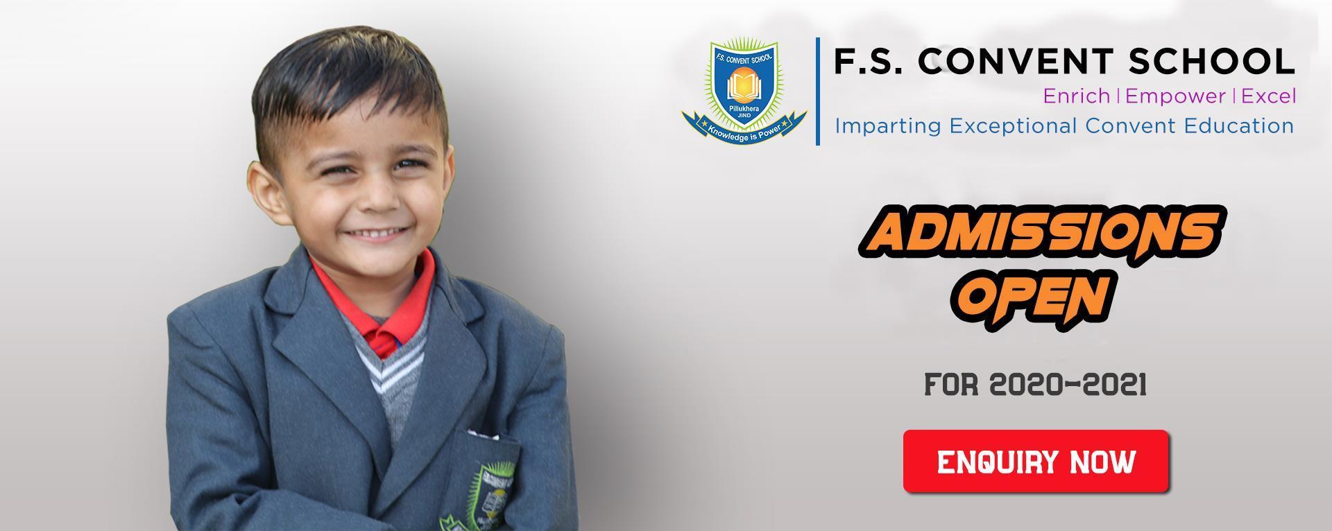 F. S. Convent School